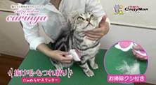 猫ちゃん専用お手入れシリーズ<br>カリーニャ